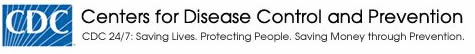 Centers for Disease Control & Prevention